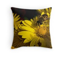 Autumn Feast Throw Pillow
