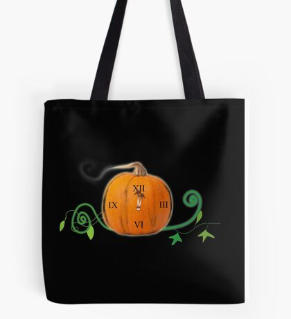 At the stroke of midnight. Tote Bag