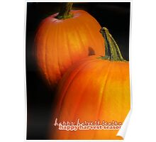 Card: Autumn Poster