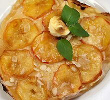 Passionated for Apple Flammekuchen by SmoothBreeze7