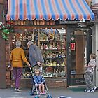 Where's the toy shop Grandma? Perth, Western Australia (Y) by Adrian Paul