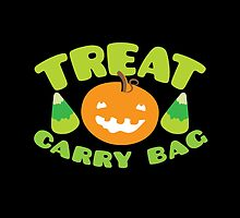 TREAT CARRY BAG by jazzydevil