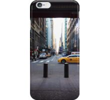 View from Grand Central Station iPhone Case/Skin