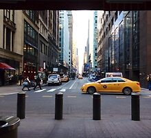 View from Grand Central Station by Mackenzie-Rose