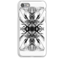 Abstract Graphic Square iPhone Case/Skin