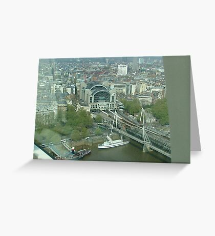 Charing Cross  Greeting Card