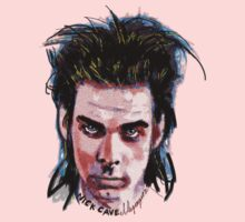 Nick Cave  by ellejayerose