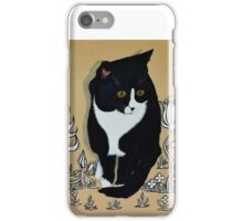 Tuxedo Cat... iPhone Case/Skin