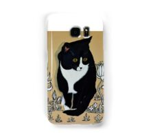 Tuxedo Cat... Samsung Galaxy Case/Skin