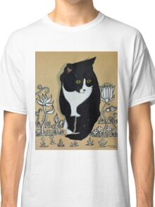 Tuxedo Cat... Classic T-Shirt