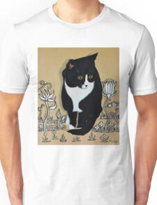 Tuxedo Cat... Unisex T-Shirt