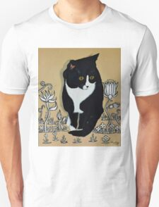 Tuxedo Cat... T-Shirt