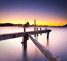 Port of Taranaki by Dean Mullin