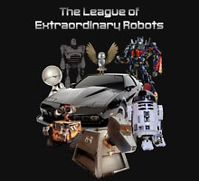 The League of Extraordinary Robots Unisex T-Shirt