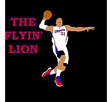 The Flyin' Lion Photographic Print