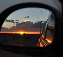 Nullarbor Reflections by Claire  Farley