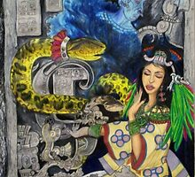 The Reemergence of Lady Xoc by Jedro