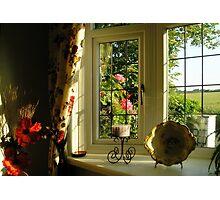Morning sunshine Photographic Print
