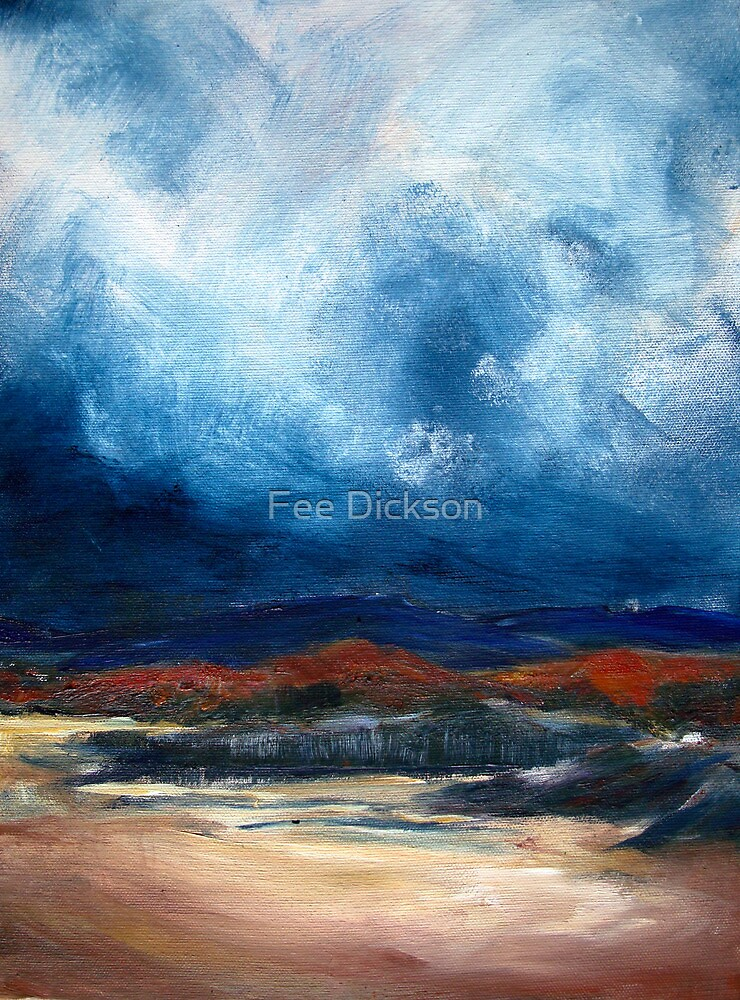 Ardtoe Beach I by Fee Dickson