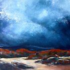 Ardtoe Beach I I  by Fee Dickson