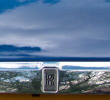 Rolls Royce Reflections by David's Photoshop