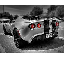 Lotus Elise Sport 001 Photographic Print