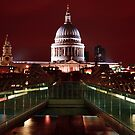 Red Sky at night by sunnykalsi