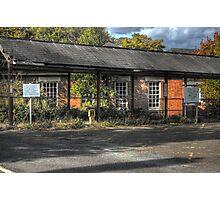 West park asylum the beautiful decay. Photographic Print