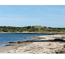 Granite Island Link Photographic Print