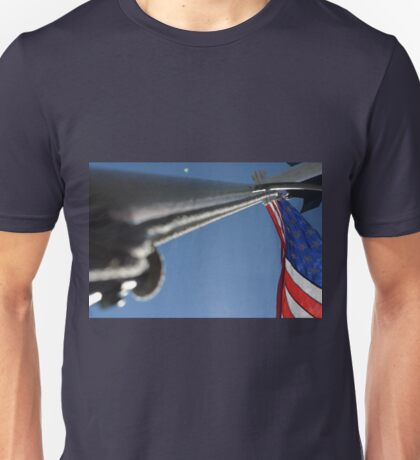 Memorial Day weekend on the Washington Island ferry Unisex T-Shirt
