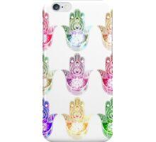 Hamsa Hand Pattern iPhone Case/Skin