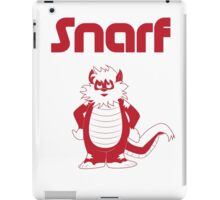 SNARF iPad Case/Skin