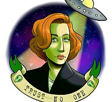 Scully by coolghoul98