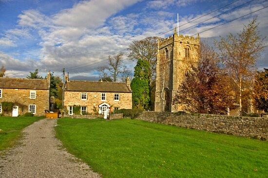Romaldkirk - Co Durham by Trevor Kersley