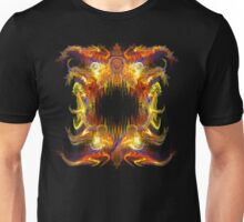 The Jaws of the Dragon Unisex T-Shirt