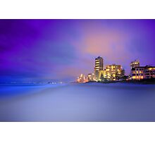 Goldcoast Sunset Photographic Print
