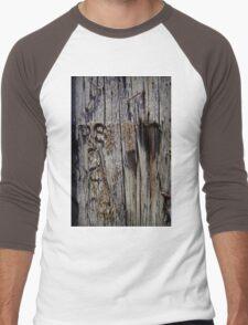 I Carry A Torchwood 4U Men's Baseball ¾ T-Shirt