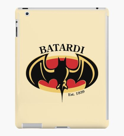 Batardi iPad Case/Skin