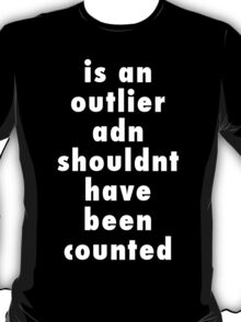 Outlier Georg  T-Shirt