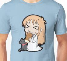 Hakase and Sakamoto Chibi Unisex T-Shirt