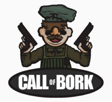 Call of Bork Kids Clothes