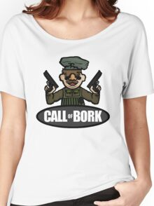 Call of Bork Women's Relaxed Fit T-Shirt