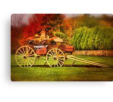 Celebrating Fall Canvas Print