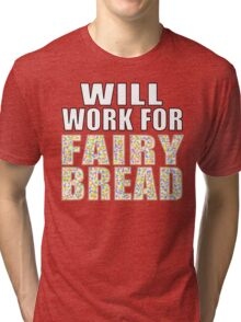 Fairy Bread Tri-blend T-Shirt