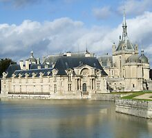 Chateau de Chantilly by Fabio Procaccini