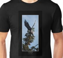 X-Wing (Bald Eagle) Unisex T-Shirt