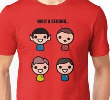 Red shirt of death Unisex T-Shirt