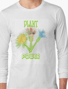 Plant Power. T-Shirt