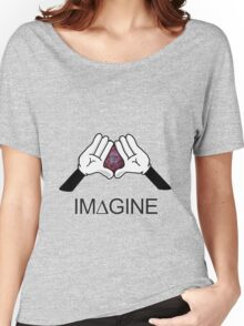 IM∆GINE Women's Relaxed Fit T-Shirt