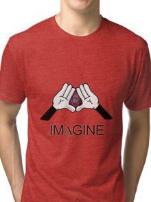 IM∆GINE Tri-blend T-Shirt